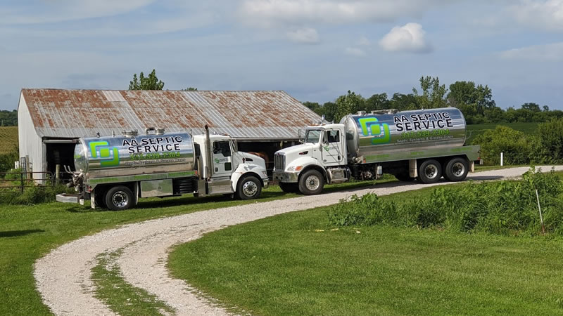 RV Park Septic Tank Pumping Services