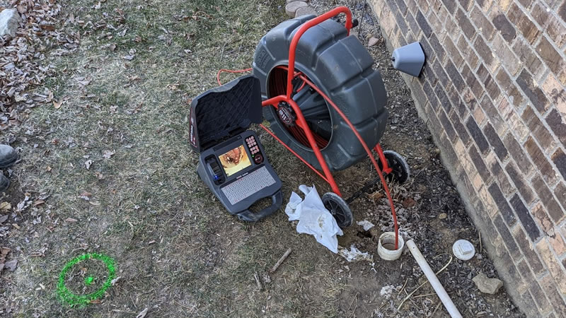 Septic and Sewer Video Inspections