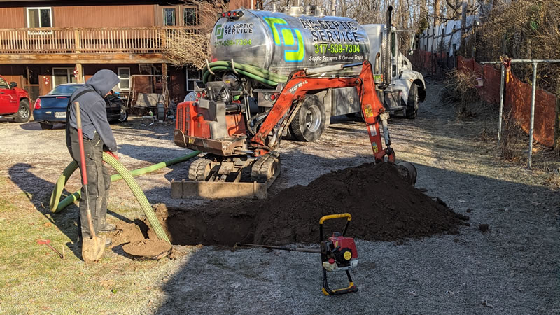 Septic System Replacements