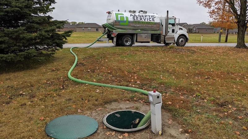 Septic Tank Pumping Service